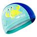 Dziecięcy Czepek FUNNY KIDS CAP AQUA SPLASH CRAB PRINT/DAZZLING BLUE