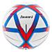 Piłka ARMANDO WHITE/FRENCH BLUE/FIERY RED