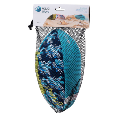 LANDA BLUEBERRY ARROW PRINT/SCUBA BLUE