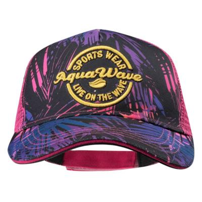 Damska czapka zdaszkiem