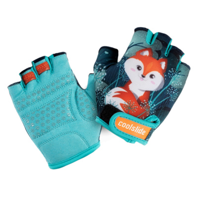 FOREST GLOVES GIRL FOX