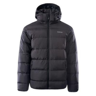 Męska kurtka zimowa pikowana