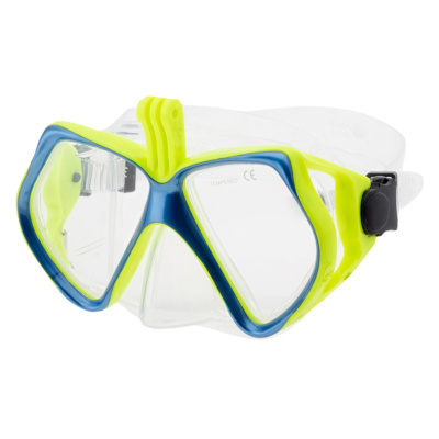 TRIEYE MASK TENDER SHOOTS/BLUE
